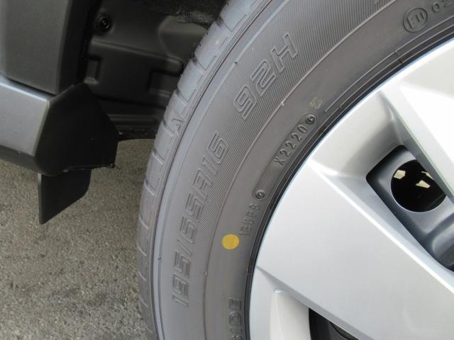 X S トヨタセーフティセンス 新車未登録 クリアランスソナー アイドリングストップ 純正16inスチールホイール スマートキー プッシュスタート(53枚目)