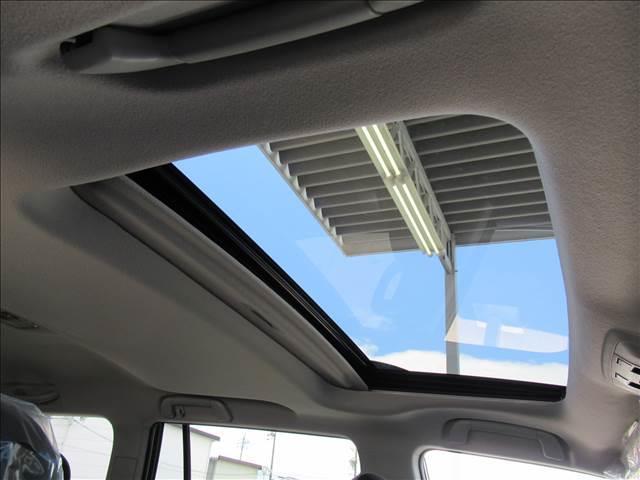 TX 新車未登録 2.8LディーゼルTB サンルーフ リアデフロック DAC セーフティセンス レーンキープ 衝突軽減 レーダークルコン LED スマートキー ルーフレール 7人(3枚目)