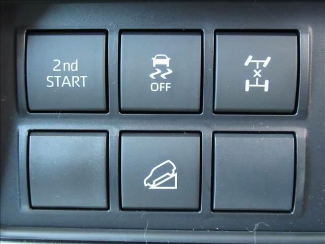 TX 新車未登録 2.8LディーゼルTB サンルーフ リアデフロック DAC セーフティセンス レーンキープ 衝突軽減 レーダークルコン LED スマートキー ルーフレール 7人(6枚目)