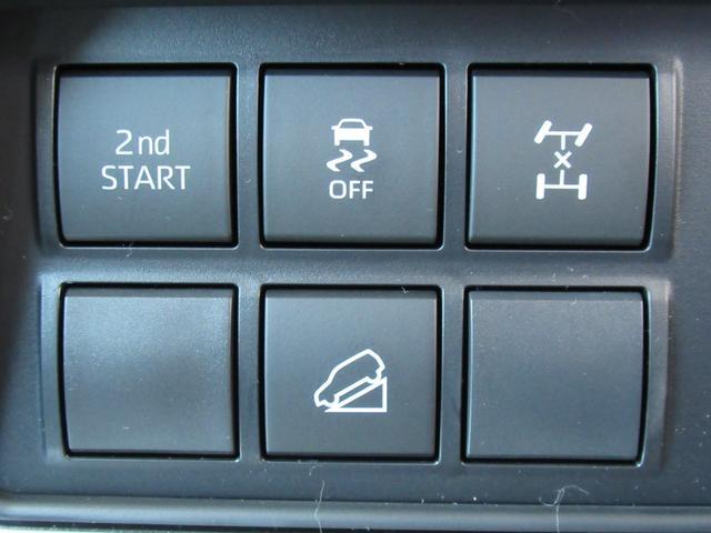 TX 新車未登録 2.8LディーゼルTB サンルーフ リアデフロック DAC セーフティセンス レーンキープ 衝突軽減 レーダークルコン LED スマートキー ルーフレール 7人(23枚目)