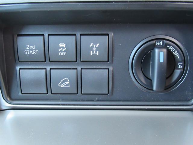 TX 新車未登録 2.8LディーゼルTB サンルーフ リアデフロック DAC セーフティセンス レーンキープ 衝突軽減 レーダークルコン LED スマートキー ルーフレール 7人(24枚目)