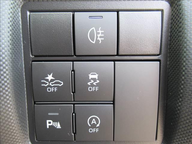 Z 新車未登録 スマートアシスト パノラミックビュー対応ナビレディパッケージ LEDヘッド 衝突軽減 レーンキープ レーダークルーズ クリアランスソナー スマートキー シートヒーター(8枚目)