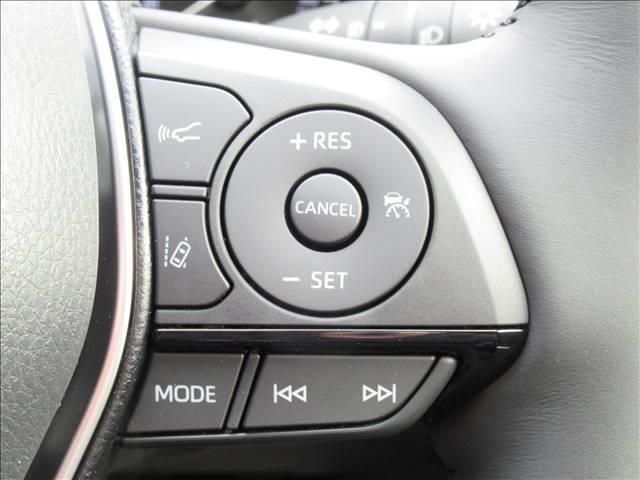 G 新車未登録 8型ディスプレイオーディオ LEDヘッドライト セーフティセンス レーダークルーズ レーンキープ プリクラッシュ ハーフレザー デジタルインナーミラー クリアランスソナー(8枚目)