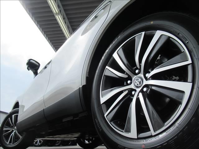 G 新車未登録 8型ディスプレイオーディオ LEDヘッドライト セーフティセンス レーダークルーズ レーンキープ プリクラッシュ ハーフレザー デジタルインナーミラー クリアランスソナー(19枚目)