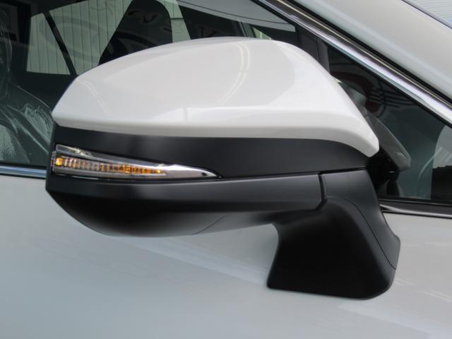 G 新車未登録 8型ディスプレイオーディオ LEDヘッドライト セーフティセンス レーダークルーズ レーンキープ プリクラッシュ ハーフレザー デジタルインナーミラー クリアランスソナー(22枚目)