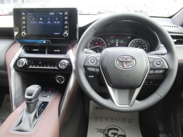 G 新車未登録 8型ディスプレイオーディオ LEDヘッドライト セーフティセンス レーダークルーズ レーンキープ プリクラッシュ ハーフレザー デジタルインナーミラー クリアランスソナー(34枚目)