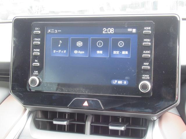 G 新車未登録 8型ディスプレイオーディオ LEDヘッドライト セーフティセンス レーダークルーズ レーンキープ プリクラッシュ ハーフレザー デジタルインナーミラー クリアランスソナー(45枚目)