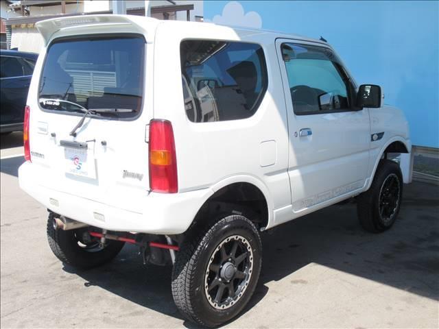 ランドベンチャー 10型 リフトUP カーボン製ボンネット High-Bridge-Firstマフラー LEDアンダーカバー HIDヘッドライト 背面タイヤレス ショートバンパー リアスポイラー シートヒーター 4WD(16枚目)