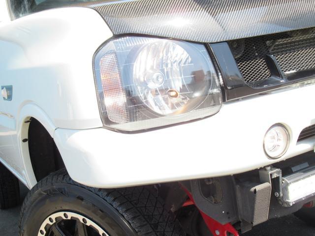 ランドベンチャー 10型 リフトUP カーボン製ボンネット High-Bridge-Firstマフラー LEDアンダーカバー HIDヘッドライト 背面タイヤレス ショートバンパー リアスポイラー シートヒーター 4WD(40枚目)