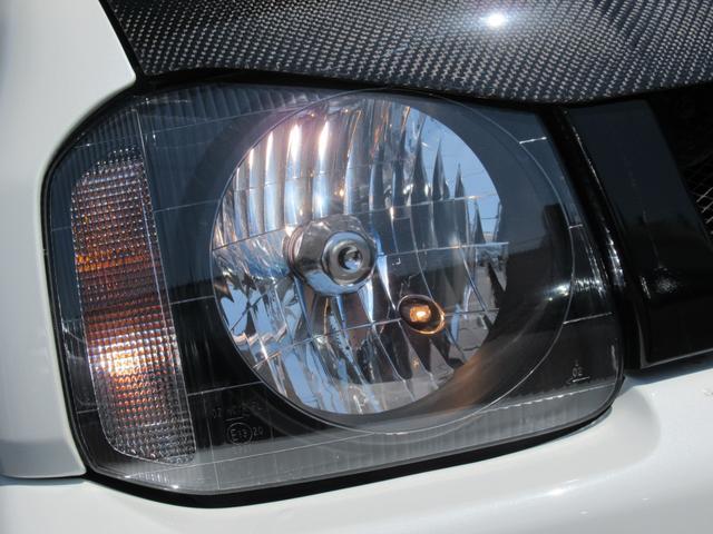 ランドベンチャー 10型 リフトUP カーボン製ボンネット High-Bridge-Firstマフラー LEDアンダーカバー HIDヘッドライト 背面タイヤレス ショートバンパー リアスポイラー シートヒーター 4WD(41枚目)