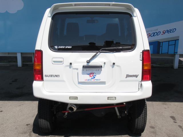 ランドベンチャー 10型 リフトUP カーボン製ボンネット High-Bridge-Firstマフラー LEDアンダーカバー HIDヘッドライト 背面タイヤレス ショートバンパー リアスポイラー シートヒーター 4WD(45枚目)