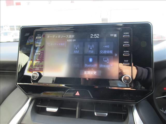 G ディスプレイオーディオ クリアランスソナー レーダークルーズコントロール パワーシート パワーリアゲート 衝突軽減 ハーフレザーシート LEDヘッドライト スマートキー USB端子 車線逸脱防止(4枚目)