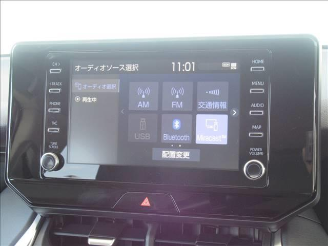 S ディスプレイオーディオ トヨタセーフティセンス レーダークルーズコントロール クリアランスソナー LEDヘッド オートハイビーム スマートキー プッシュスタート USB端子 ステアリングリモコン(4枚目)
