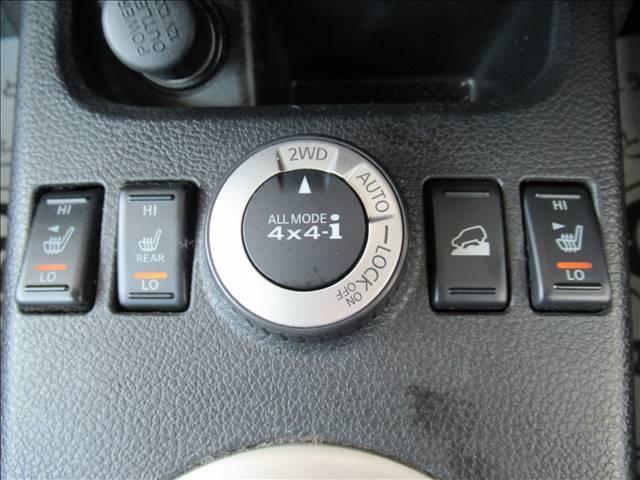 20Xtt 純正7型HDDナビ 地デジTV DVD再生 全席シートヒーター DAC オールモード4× バックカメラ ビルトインETC インテリキー クルーズコントロール カプロンシート オートライト インテリキー(10枚目)