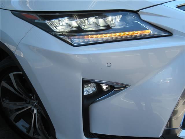 """RX450h """"version L"""" 純正12.3型ナビ パノラミックビューモニター 衝突軽減ブレーキ BSM RCTA クリアランスソナー レーダークルコン 本革ヒーター&クーラーシート 前席メモリー付パワーシート 3眼LEDヘッド(20枚目)"""