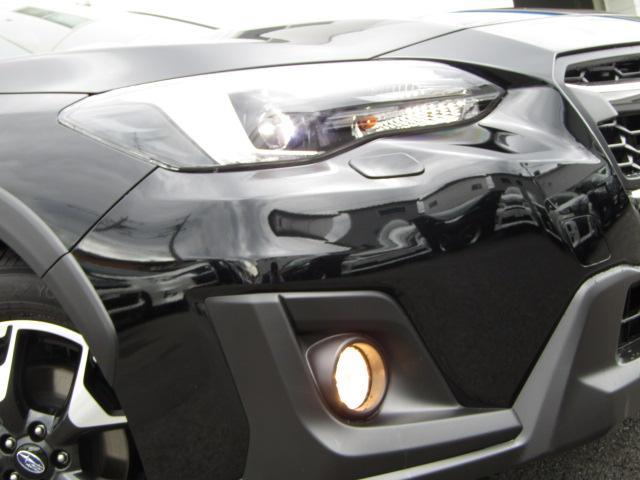 スバル インプレッサXV 1.6i-L アイサイト ブラックレザーセレクション LED