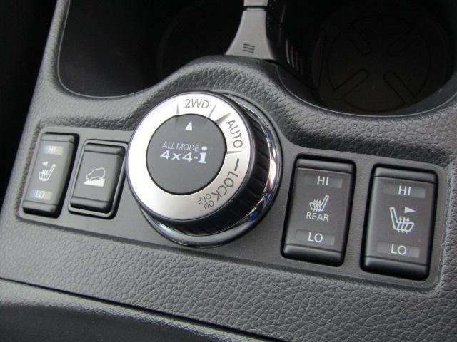 日産 エクストレイル 20X スマートルームミラー 純正フルセグナビ 登録済未使用