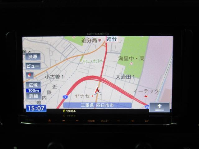 トヨタ純正ナビ搭載!フルセグ・DVD再生・Bluetooth機能付き。