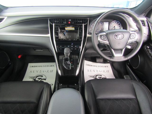 「トヨタ」「ハリアー」「SUV・クロカン」「三重県」の中古車2