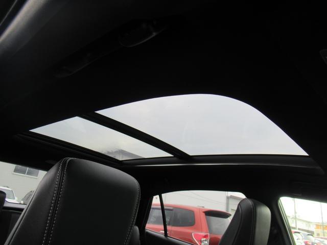エレガンス GRスポーツ 後期 特別仕様車 サンルーフ 純正SDナビ トヨタセーフティセンス プリクラッシュ レーダークルーズコントロール レーンキープアシスト 専用ハーフレザー LEDヘッドライト クリアランスソナー(4枚目)