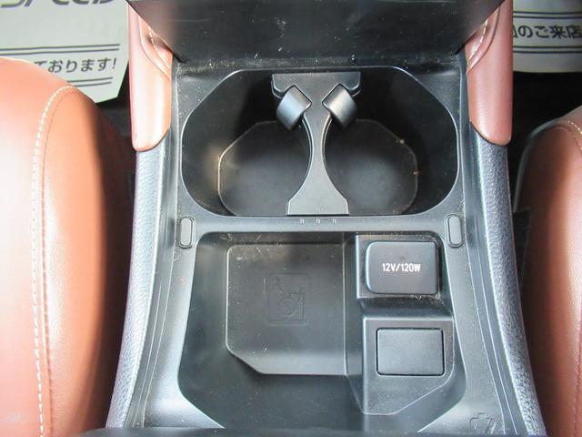 エレガンス アルパインビックX10型ナビ フルセグTV Bカメラ 茶半革シート パワーシート AC100V電源 衝突軽減ブレーキ レーダークルコン オートハイビーム オートホールド ビルトインETC スマートキー(37枚目)