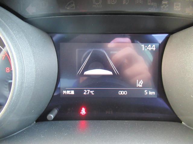 G 登録済未使用車 ディスプレイオーディオ クリアランスソナー レーダークルコン 衝突軽減ブレーキ 先行車発信告知 バックカメラ 純正16インチAW LEDヘッド オートハイビーム ステアリングスイッチ(36枚目)