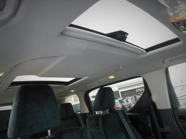 ツインムーンルーフ付き☆広々とした空間☆高級感の溢れる品質、ドライブがより楽しくなります☆!