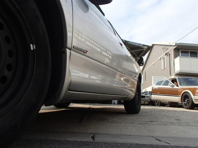 ダッジ ダッジ イントレピッド SE 新車並行車 左ハンドル ノーズブラ 社外18AW