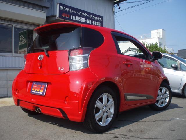 「トヨタ」「iQ」「コンパクトカー」「愛知県」の中古車3