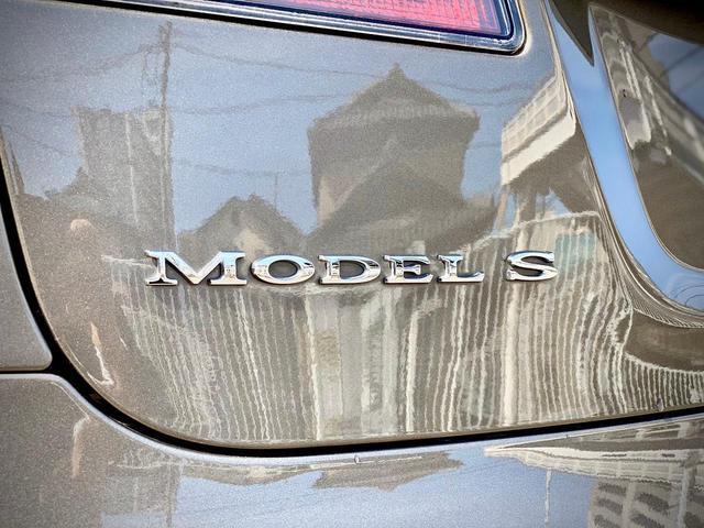 「テスラ」「モデルS」「セダン」「岐阜県」の中古車34