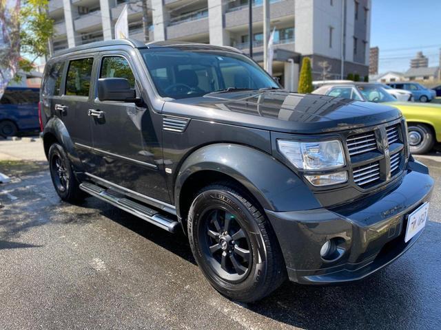 「ダッジ」「ダッジナイトロ」「SUV・クロカン」「岐阜県」の中古車11