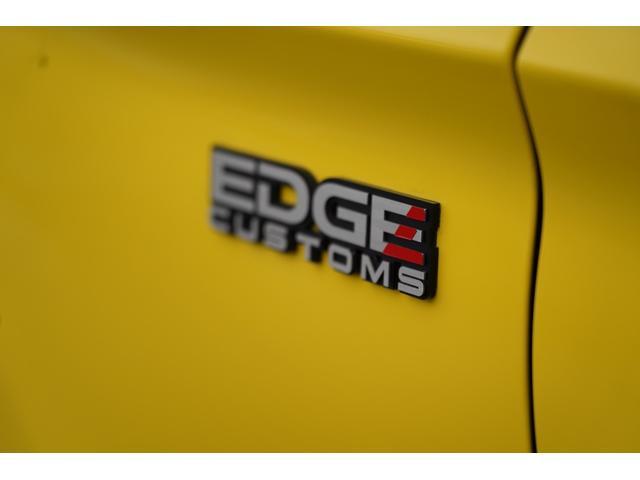 50イヤーズ エディション 正規ディーラー車 エッジカスタム ブラックレザーシート  350台限定車 6速AT  ETC  パワーシート シートクーラー シートヒーター パワーステアリング 定期点検記録簿付 20インチAW(28枚目)