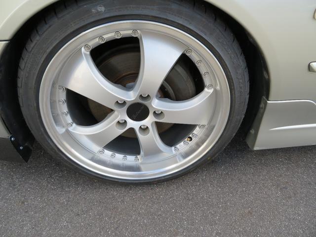 RS200 リミテッドII カーボンリップ 車高調 マフラー(19枚目)