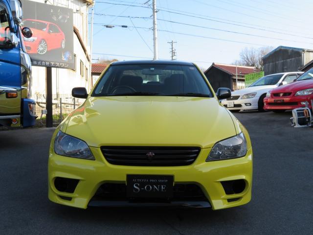 RS200 Zエディション 後期黄色 ネオカス前期 6MT(2枚目)