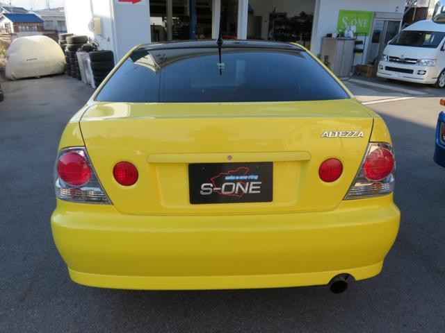 RS200 Zエディション 後期黄色 ネオカス前期 6MT(3枚目)