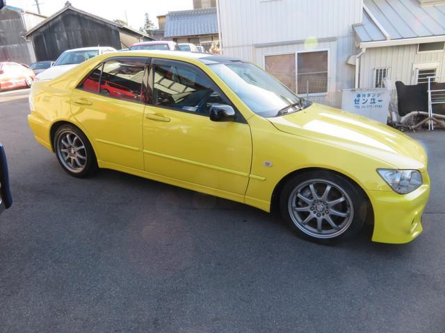 RS200 Zエディション 後期黄色 ネオカス前期 6MT(4枚目)