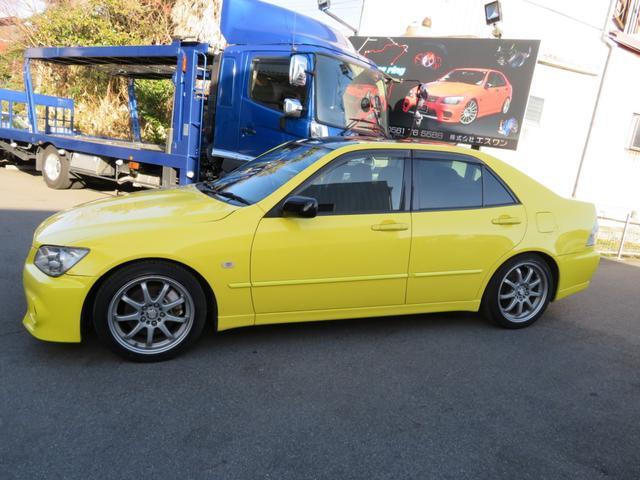 RS200 Zエディション 後期黄色 ネオカス前期 6MT(5枚目)