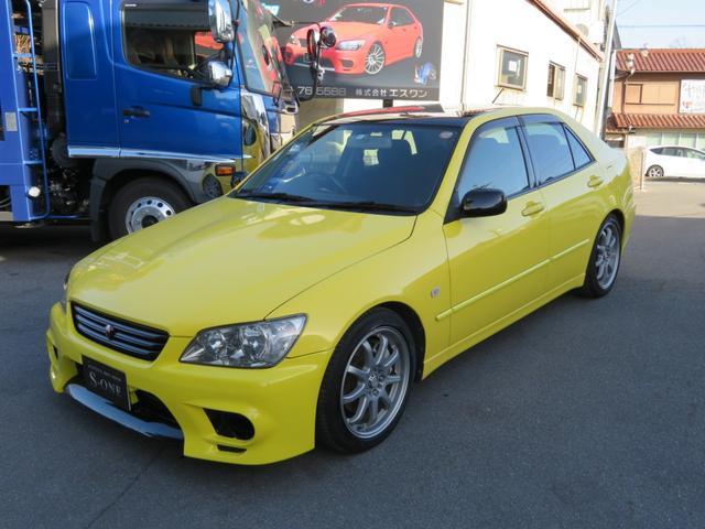 RS200 Zエディション 後期黄色 ネオカス前期 6MT(7枚目)