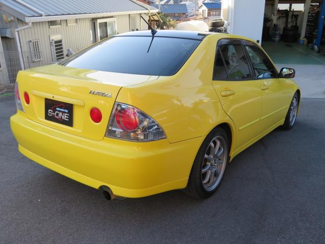 RS200 Zエディション 後期黄色 ネオカス前期 6MT(8枚目)