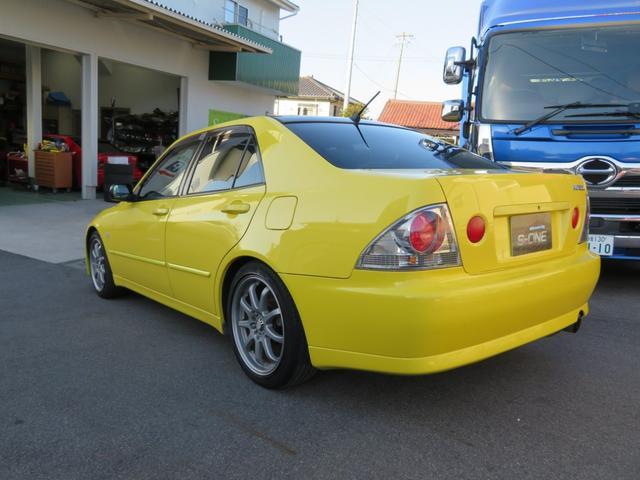 RS200 Zエディション 後期黄色 ネオカス前期 6MT(9枚目)