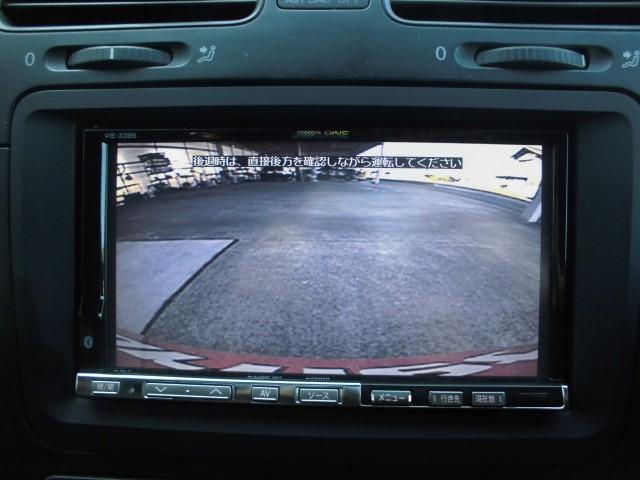 GTI 車高調 SR 4本出しマフラー ナビ Bカメラ(16枚目)
