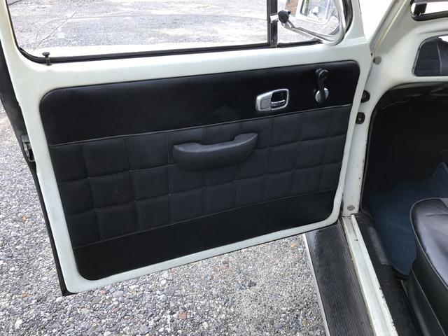 フォルクスワーゲン VW ビートル ディスクブレーキ ポルシェピッチ アルミ ツインキャブ