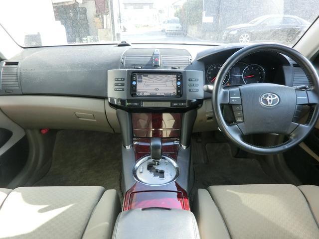 トヨタ マークX 250G ナビ Bカメラ ETC 走行距離無制限1年保証付き