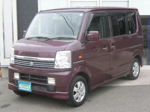「スズキ」「エブリイワゴン」「コンパクトカー」「愛知県」の中古車6