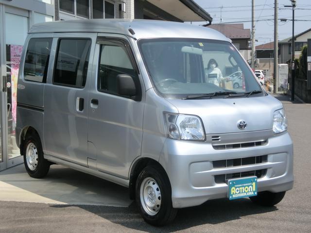 「トヨタ」「ピクシスバン」「軽自動車」「愛知県」の中古車2