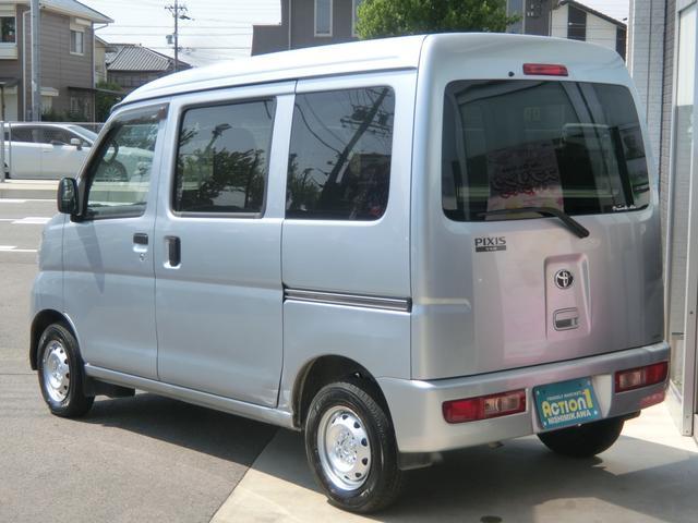 「トヨタ」「ピクシスバン」「軽自動車」「愛知県」の中古車10