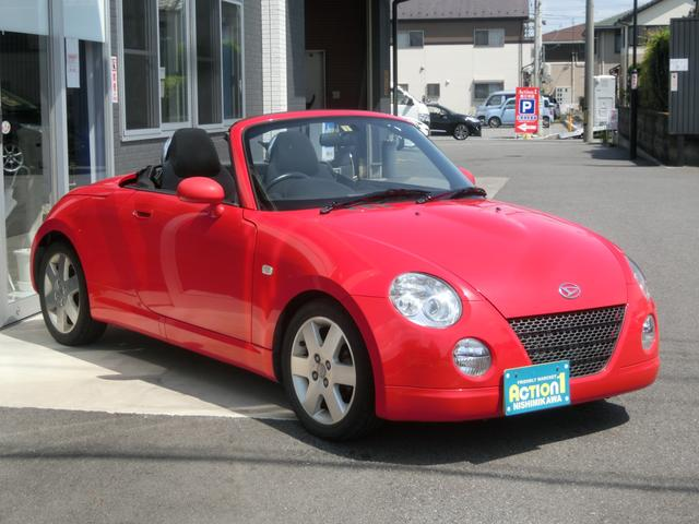 「ダイハツ」「コペン」「オープンカー」「愛知県」の中古車2