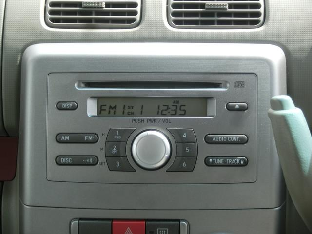 X +S 1年保証付 スマートキー 純正オーディオ CD オートエアコン 社外アルミホイール(5枚目)