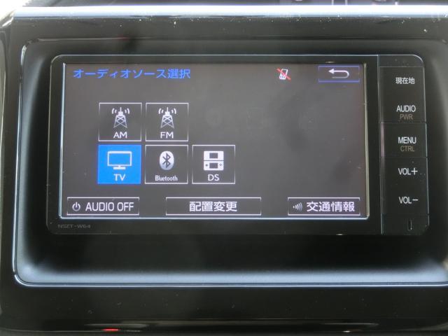 ハイブリッドX 1年保証付 スマートキー プッシュスタート 純正SDナビ フルセグ Bluetooth DVD CD バックカメラ ETC オートエアコン ステアリングスイッチ 電動スライドドア オートライトLED(5枚目)