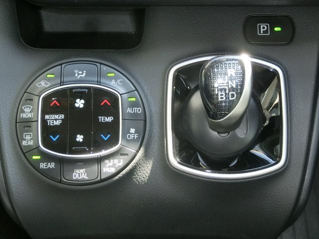 ハイブリッドX 1年保証付 スマートキー プッシュスタート 純正SDナビ フルセグ Bluetooth DVD CD バックカメラ ETC オートエアコン ステアリングスイッチ 電動スライドドア オートライトLED(7枚目)